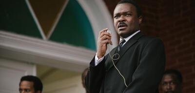 David Oyelowo in Selma
