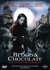 Blood & Chocolate - Die Nacht der Werwölfe - Poster