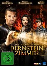 Die Jagd nach dem Bernsteinzimmer - Poster