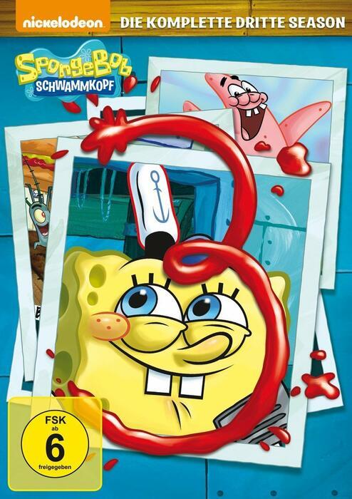 Spongebob Schwammkopf Staffel 8