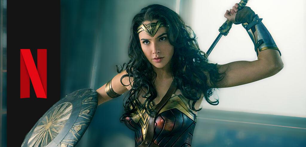 Wonder Woman verschwindet bald bei Netflix