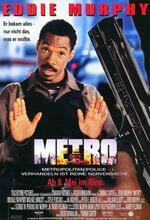 Metro - Verhandeln ist reine Nervensache Poster