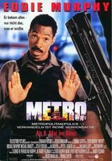 Metro - Verhandeln ist reine Nervensache - Poster