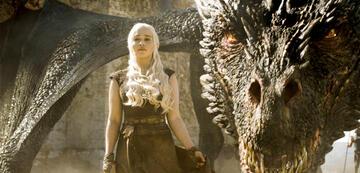 """Game of Thrones: Mama und Drachen-""""Kind"""""""
