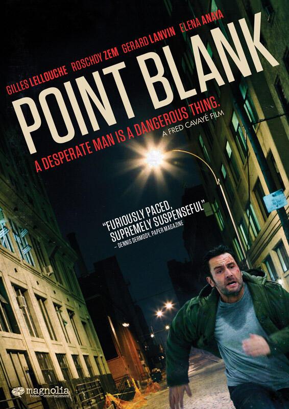 Point Blank – Aus Kurzer Distanz