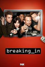 Breaking In - Poster