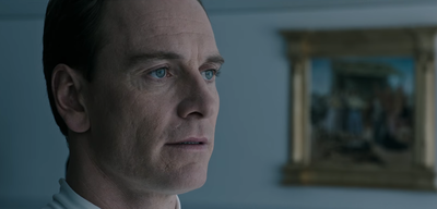 Michael Fassbender als David
