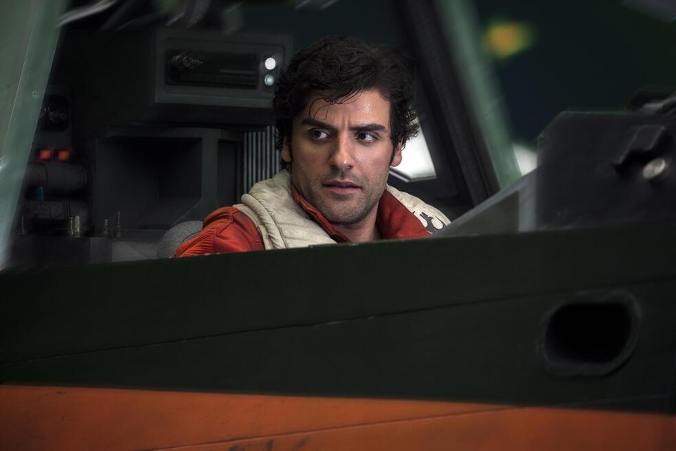Star Wars: Episode VIII - Die letzten Jedi mit Oscar Isaac