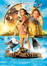 Die Insel der Abenteuer - Poster