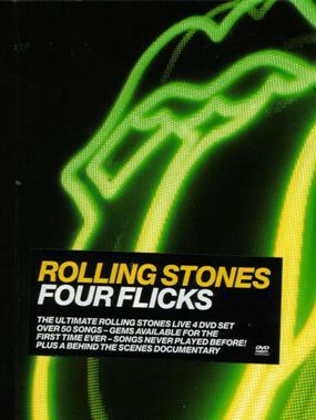 The Rolling Stones: Tip of the Tongue