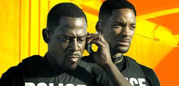 "Bild zu:  Die ""Bad Boys"" Martin Lawrence und Will Smith"