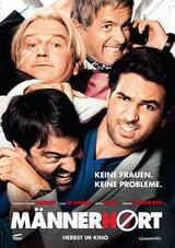 Männerhort - Poster