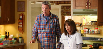 Patricia Heaton und Neil Flynn in The Middle