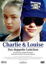 Charlie & Louise - Das doppelte Lottchen - Poster
