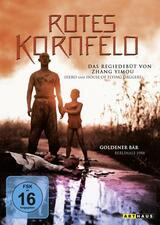 Rotes Kornfeld - Poster