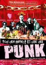 Tod den Hippies!! Es lebe der Punk! - Poster