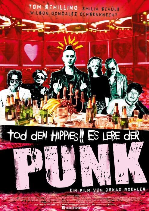 Tod Den Hippies Es Lebe Der Punk Dvd