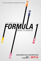 Formel 1: Drive to Survive - Staffel 2 - Poster