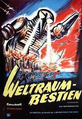 Weltraumbestien - Poster