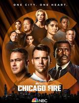 Chicago Fire - Staffel 10 - Poster