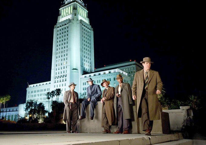 Gangster Squad mit Josh Brolin