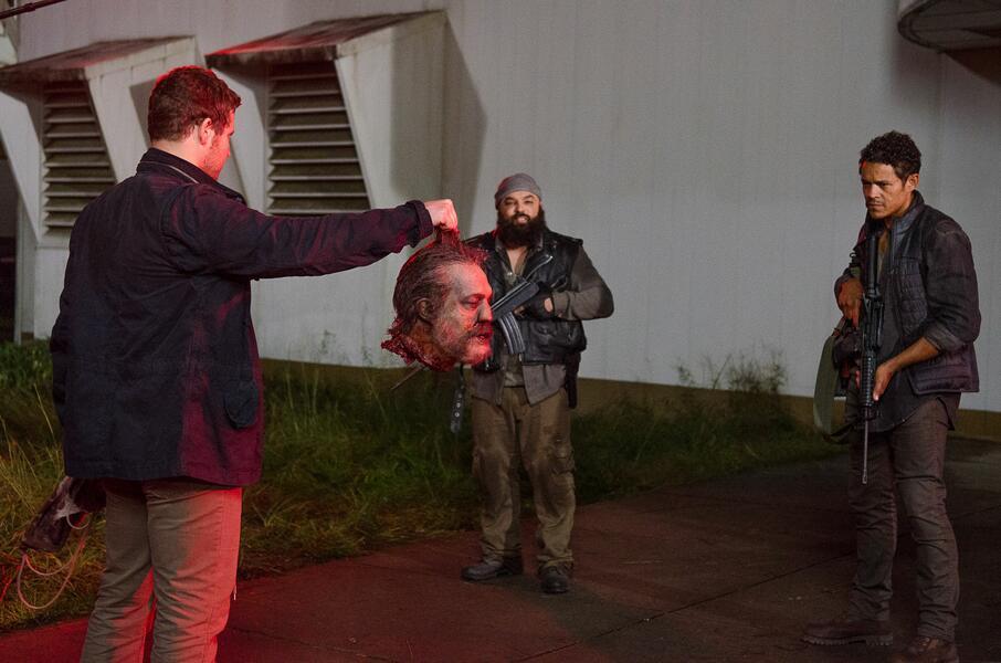 The Walking Dead Tote Staffel 6