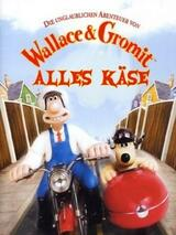 Wallace & Gromit - Alles Käse - Poster
