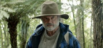 Sam Neill in Taika Waititis Wo die wilden Menschen jagen