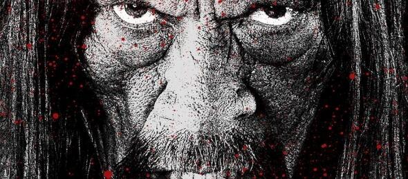 Danny Trejo dominiert das Machete-Poster