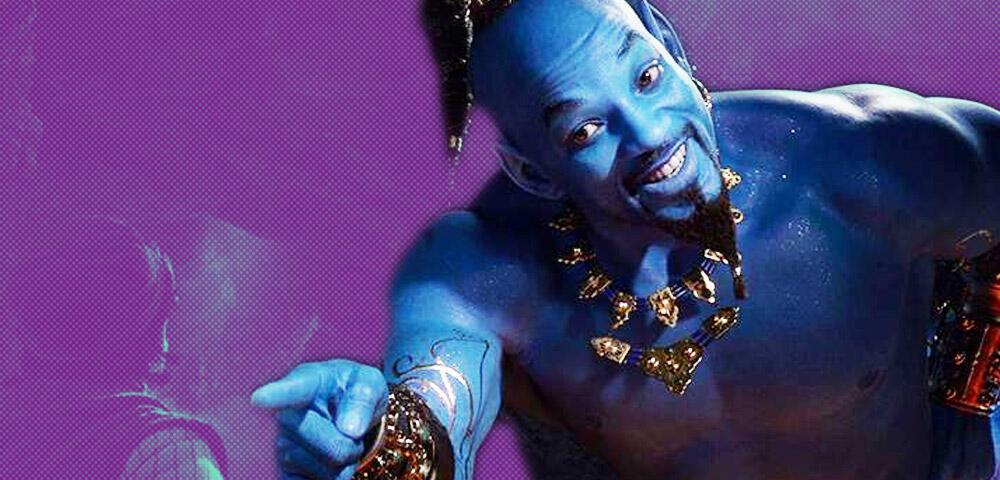 Aladdin: Will Smith spricht erstmals über den Dschinni-Hass