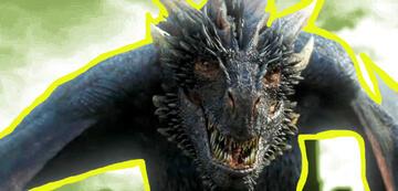 Drache in Game of Thrones