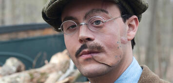 Bild zu:  Schon strange, aber noch kein Doktor: Jack Huston in Boardwalk Empire