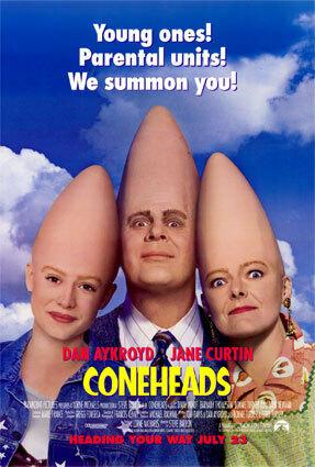 Coneheads - Bild 1 von 6