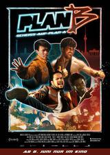 Plan B - Scheiss auf Plan A - Poster