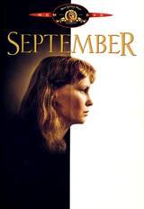 September - Poster