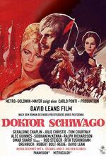 Doktor Schiwago Poster