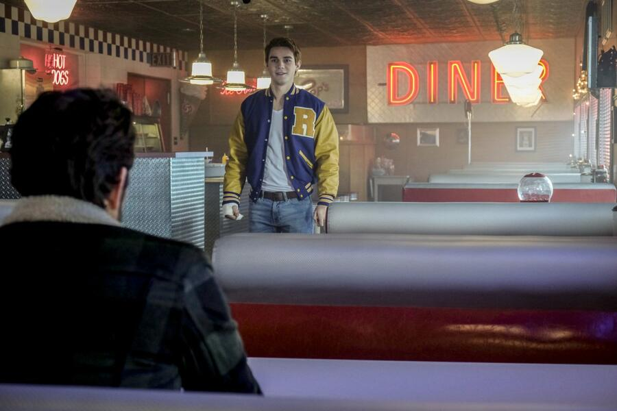 Riverdale Staffel 4: Staffel 1, Episode 13 Im Serientagebuch