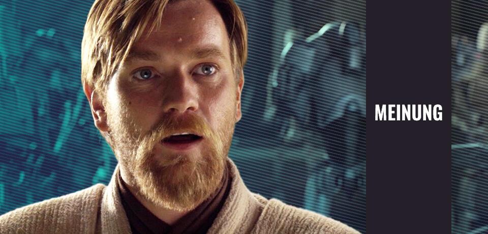 Ewan McGregor als Obi-Wan in Star Wars - Episode 3: Die Rache der Sith