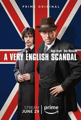 A Very English Scandal - Poster