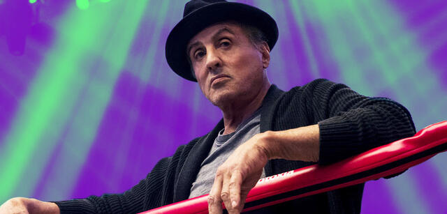 Sylvester Stallone in Creed II
