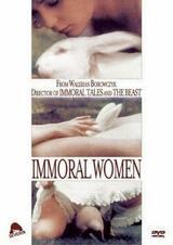 Unmoralische Engel - Poster