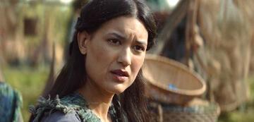 Dexter-Neuzugang? - Julia Jones als Omera in The Mandalorian