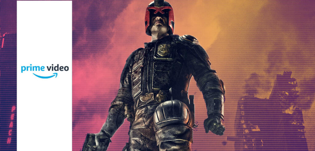 Sci-Fi-Action mit Dredd bei Amazon Prime
