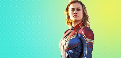 Captain Marvel wäre möglicherweise auf einen merkwürdigen Gegner gestoßen