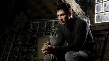 Dylan McDermott in American Horror Story