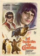 Der Falke von Kastilien - Poster