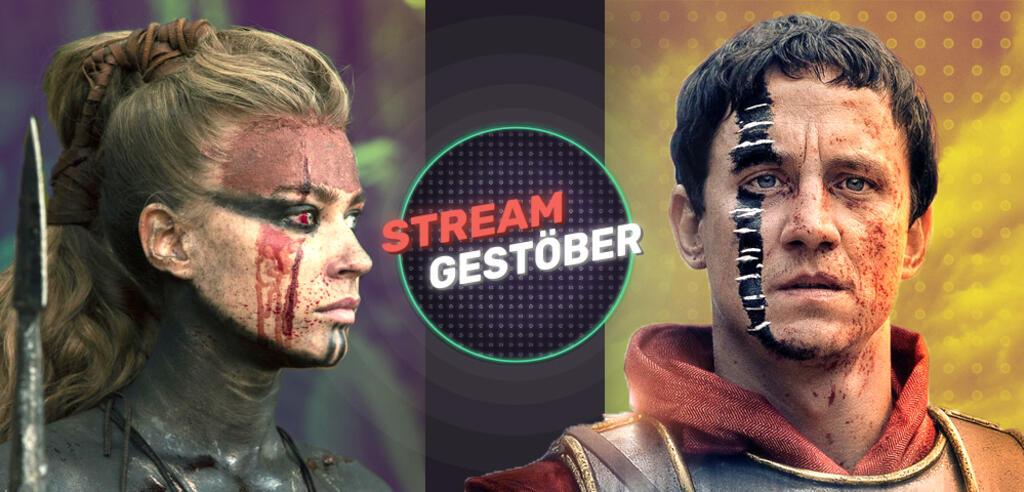 Netflix' Barbaren im Podcast