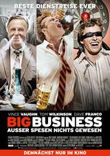 Big Business - Außer Spesen nichts gewesen - Poster