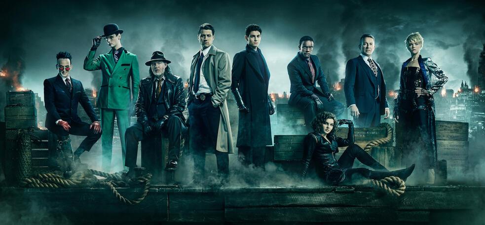 Gotham Staffel 5 Stream