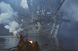 Bild zu:  Nebel bei Pirates of the Caribbean - Am Ende der Welt